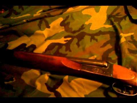 Kassnar 12 Gauge Doubble Barrel Shotgun