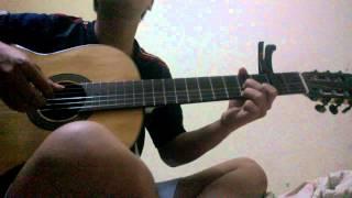 chỉ còn lại tình yêu guitar cover