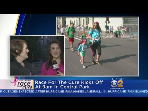 Susan G. Komen Race For The Cure Kicks Off Sunday