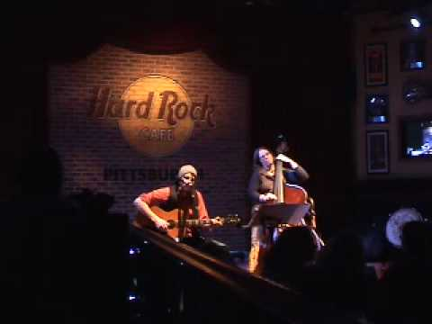 THE GRIFTERS performing.. ' Stagger Lee' live @ THE HARD ROCK CAFE