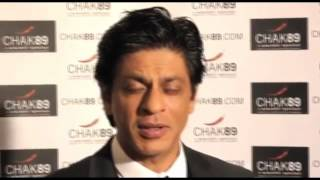 SRK на юбилее форума Dreams about Shah Rukh Khan.