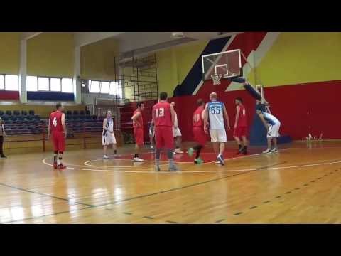 21H-  Α. Π ΑΤΛΑΣ - ΑΠΡΟΣΑΡΜΟΣΤΟΙ vs RED HOT CHILI HOOPERS 85- 80(74- 74κ. α)