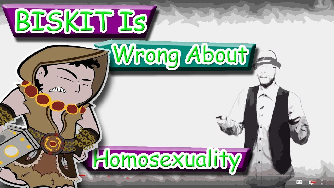 Why is homosexuality wrong apologetics