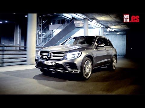 Así es el nuevo Mercedes GLC