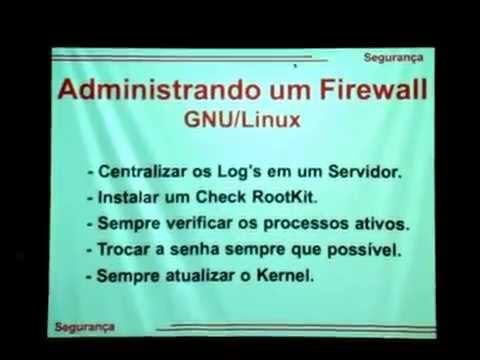 Segurança no Linux com Iptables - parte 5