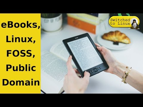 The State Of EBooks On Linux And FOSS