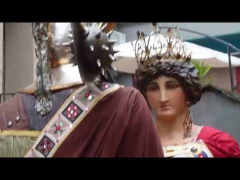 Olot Festes del Tura 2017 Cercavila  06-09-2017