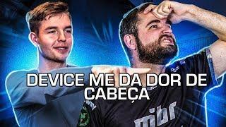 DEVICE ME DA DOR DE CABEÇA - Stream Highlights