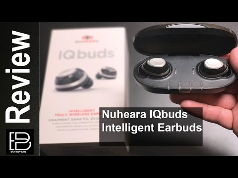 Nuheara IQbuds: Long lasting and an easy choice to replace your airpods