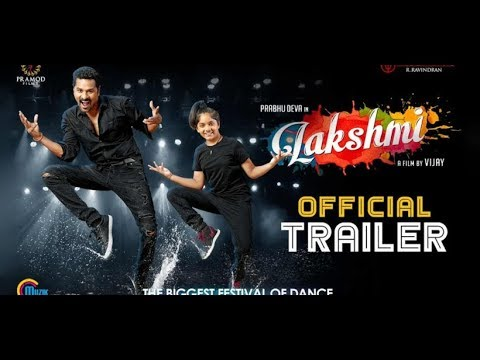 Prabhu Deva Lakshmi - Official Tamil Trailer  ,Aishwarya Rajesh,Ditya Bhande |Vijay | Sam CS |