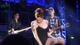 Beth Hart & Joe Bonamassa - For My Friend (09.02.2017, Norwegian Jade)