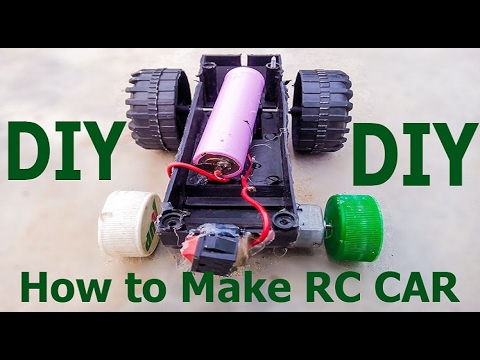 how to make a rc car faster homemade powerfull rc car at home youtube. Black Bedroom Furniture Sets. Home Design Ideas
