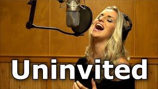 Gabriela Gunčíková - Uninvited - Alanis Morissette - cover - Ken Tamplin Vocal Academy
