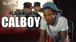"""Calboy on Lil Jojo's """"BDK"""" Dividing Chicago, Getting Involved with Gangs (Flashback)"""