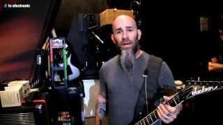Scott Ian (Anthrax) demoing Spark Mini Booster