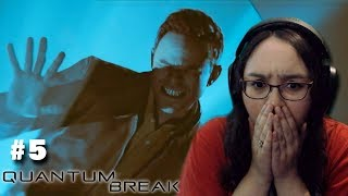 OMG NO!!! - Let's Play: Quantum Break Act 4 PC Gameplay Walkthrough Part 5