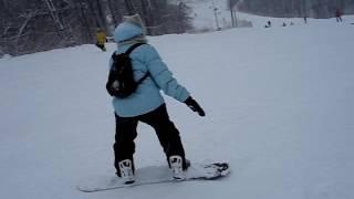 как кататься на сноуборде новичкам