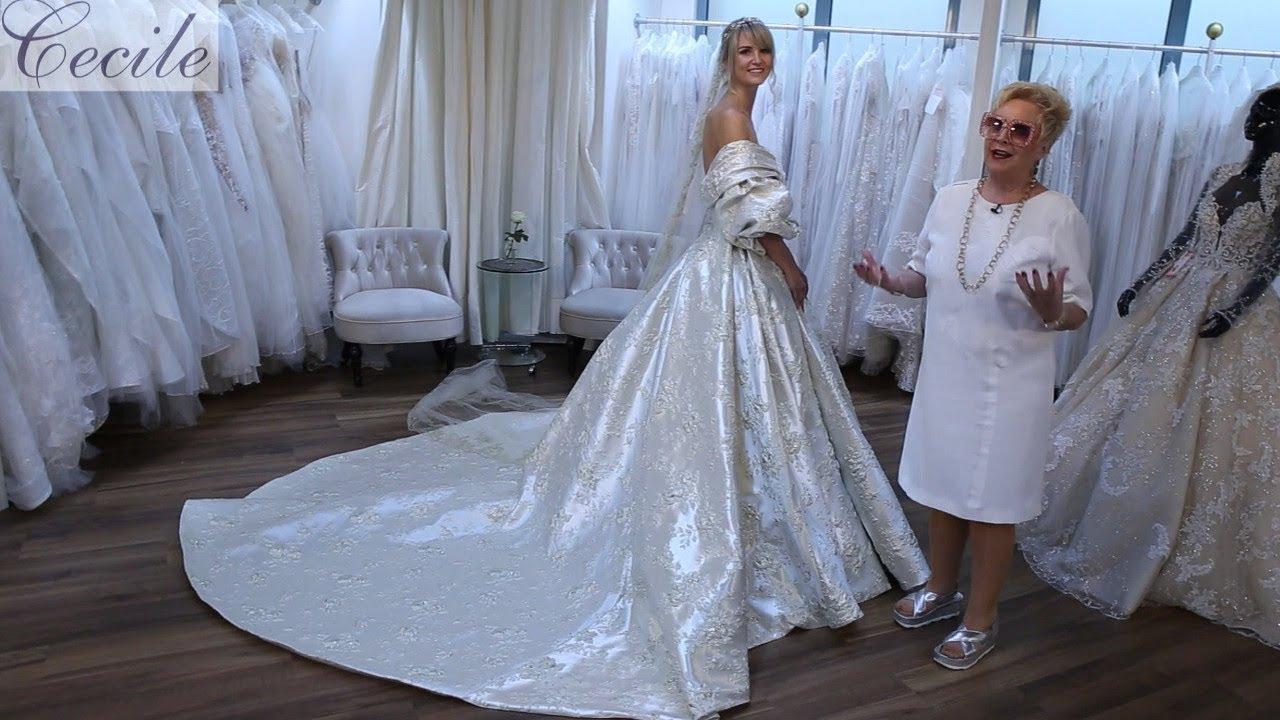 Sissi-Brautkleid: SO könnt ihr heiraten!