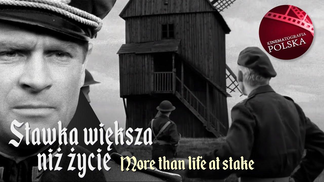 Download STAWKA WIĘKSZA NIŻ ŻYCIE odcinek 13 | Hans Kloss | kultowe polskie seriale | angielskie napisy