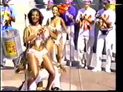Brazilian Street Carnaval #1 - 1996 SambaLa