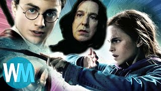 Top 10 Harry Potter Spells We Wish Were Real