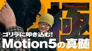 Motion5はMacで使えるモーショングラフィック制作ソフト!YouTube界のカ...