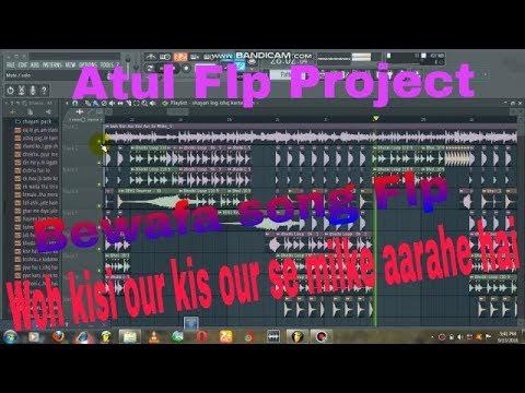 new-bewafai-hit-song-flp-|-woh-kisi-our-kisi-our-se-milke-aarahe-hai-|-flp-project-zip-file-download