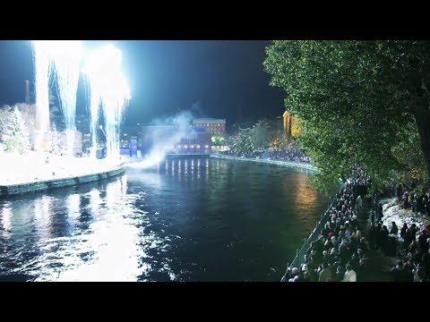 Tampereen Valoviikkojen avajaiset 2017 - Tampere Festival of Light