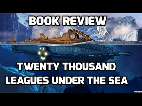 Book Review: Twenty Thousand Leagues Under the Sea