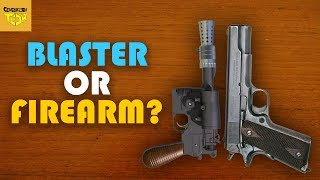 10 Reasons Why Firearms are BETTER than Blasters