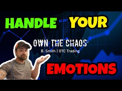 KEEP your EMOTIONS in CHECK  | HOW to TRADE PENNY STOCKS
