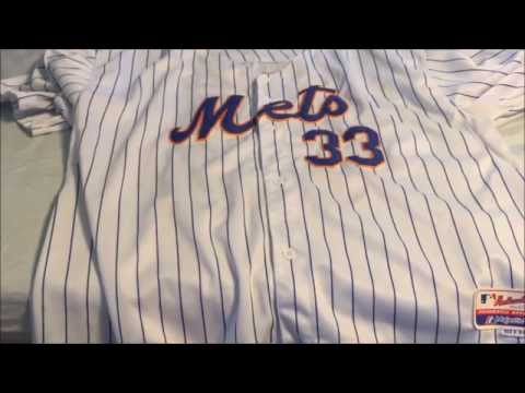 best sneakers ff970 cb9aa Aliexpress Jersey Review!! (Matt Harvey, New York Mets)