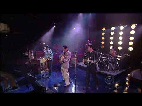 Million Dollar Quartet [HD] - The Late Show with David Letterman