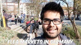 Flea markets in Germany   Flohmärkte in Deutschland