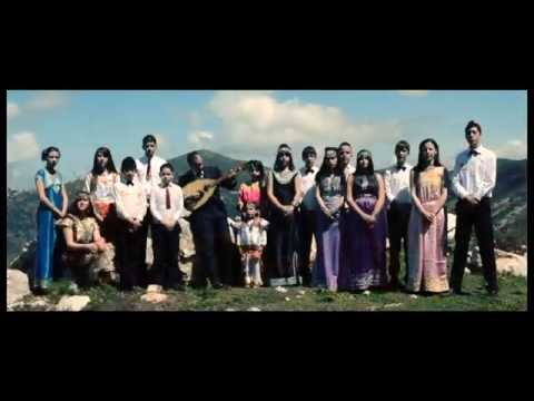 clip Chorale Aourir Ouzemour El Anka hamdoulilah mabkach isti3mar fi bladna