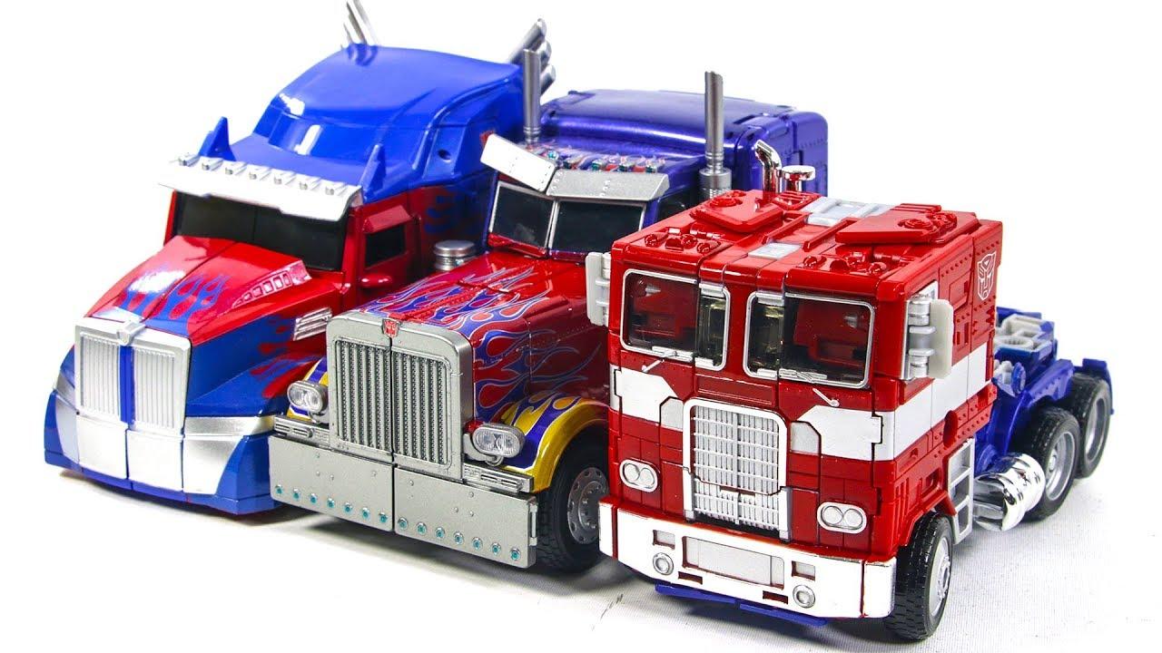 Transformers Movie Masterpiece Khight Evasion Optimus ...