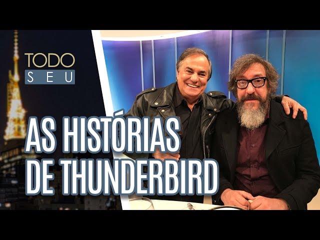Conversa com Luiz Thunderbird - Todo Seu (13/07/18)