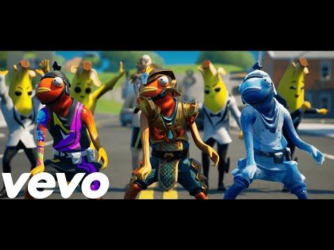 Busta Rhymes - Touch It (TikTok Remix) | Official Fortnite Music Video | Tik Tok Trend