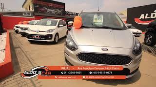 NOVA LOJA!!!! FILIAL - ALDO'S CAR MULTIMARCAS
