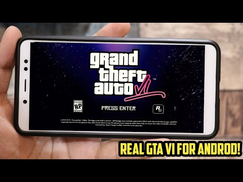 DOWNLOAD GTA  6 FOR ANDROID | HOW TO DOWNLOAD GTA VI IN ANDROID | 😂 EXPOSED
