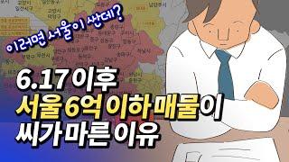 6.17부동산대책 이후 서울집값전망(부동산전망,투자,재…