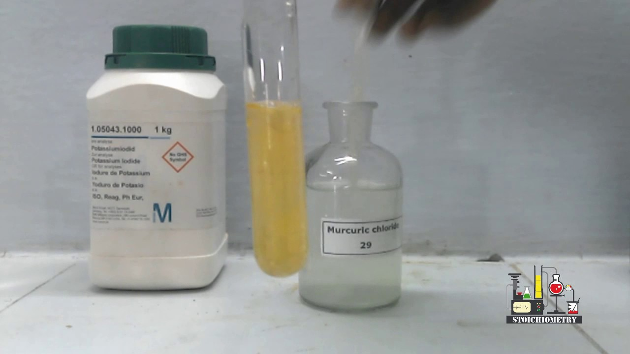 how to make mercuric chloride