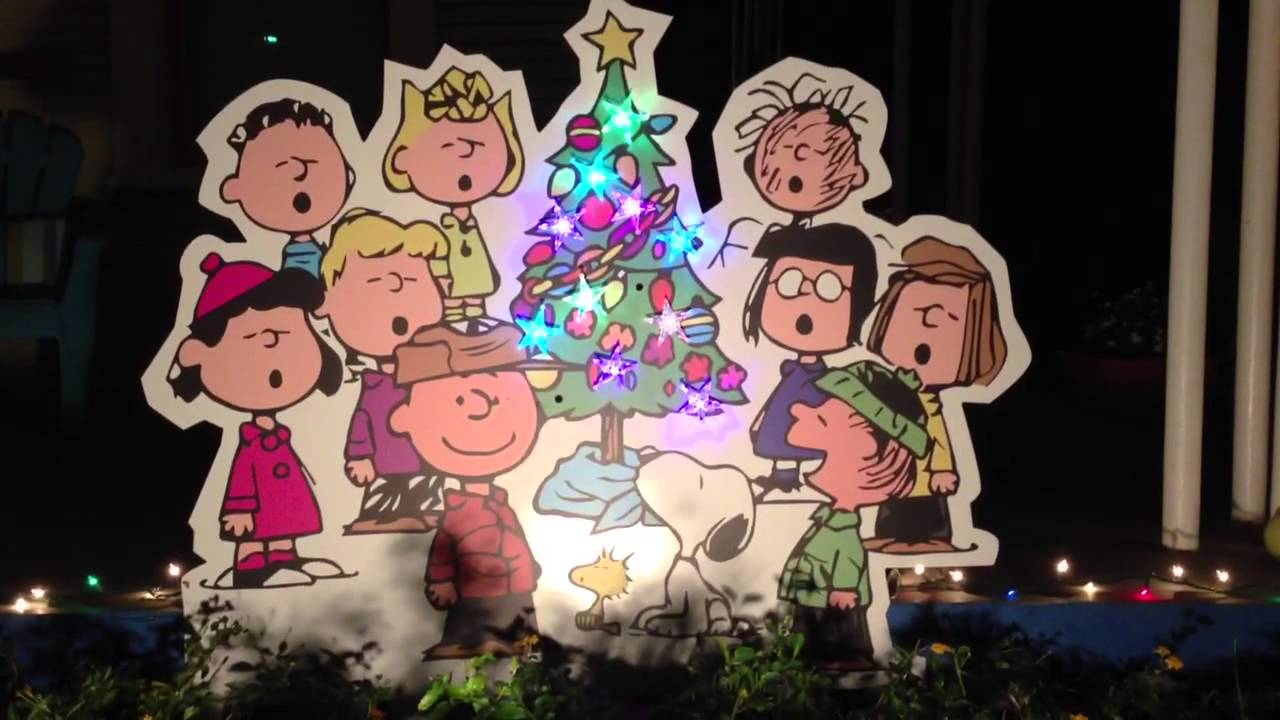 charlie brown christmas decoration - Charlie Brown Christmas Decorations