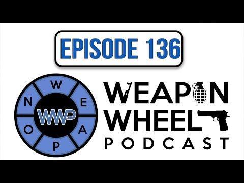 Shenmue | God Of War | Doom 2 | Inside Xbox | IGN Ryan McCaffrey - Weapon Wheel Podcast 136