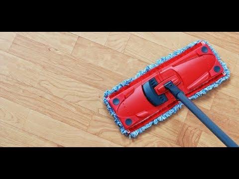 Как отмыть пол после ремонта без разводов в домашних условиях