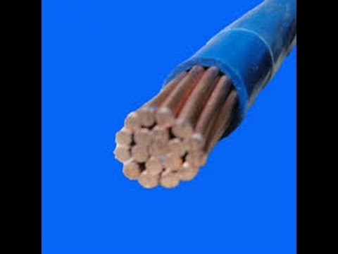 Stripping copper cable for extra cash - $15 per hour!