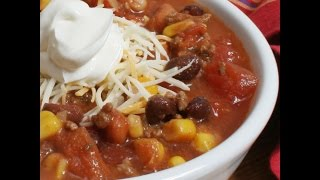 Cooking with Soul: Taco Soup Recipe