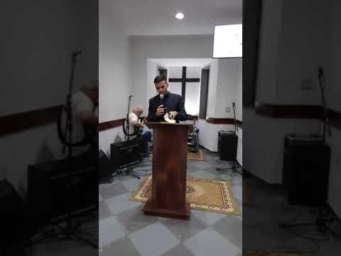 As 4 Fases Do Espirito Santo (JOEL 2:28-32) Pr Bruno Tavares