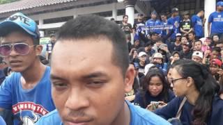 Download Video Milangkala Paguyuban Bobotoh Banten bernyanyi emosi jiwaku_persebaya MP3 3GP MP4