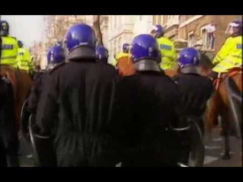 "Poll Tax Riot 1990 - ""People Power"""